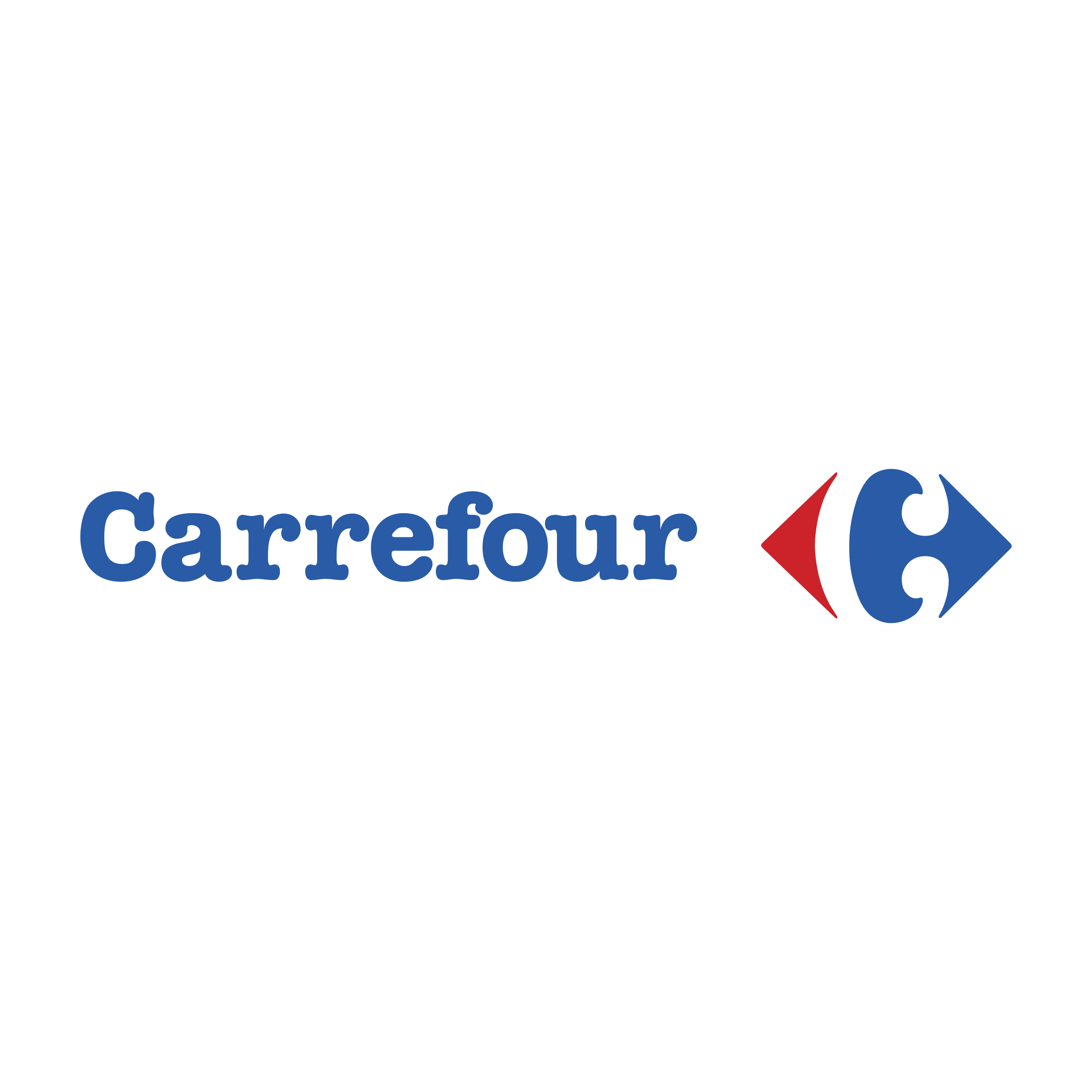 Carrefour Logo PNG Transparent & SVG Vector.