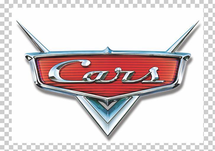 Cars Logo Pixar PNG, Clipart, Automotive Design, Brand, Car.