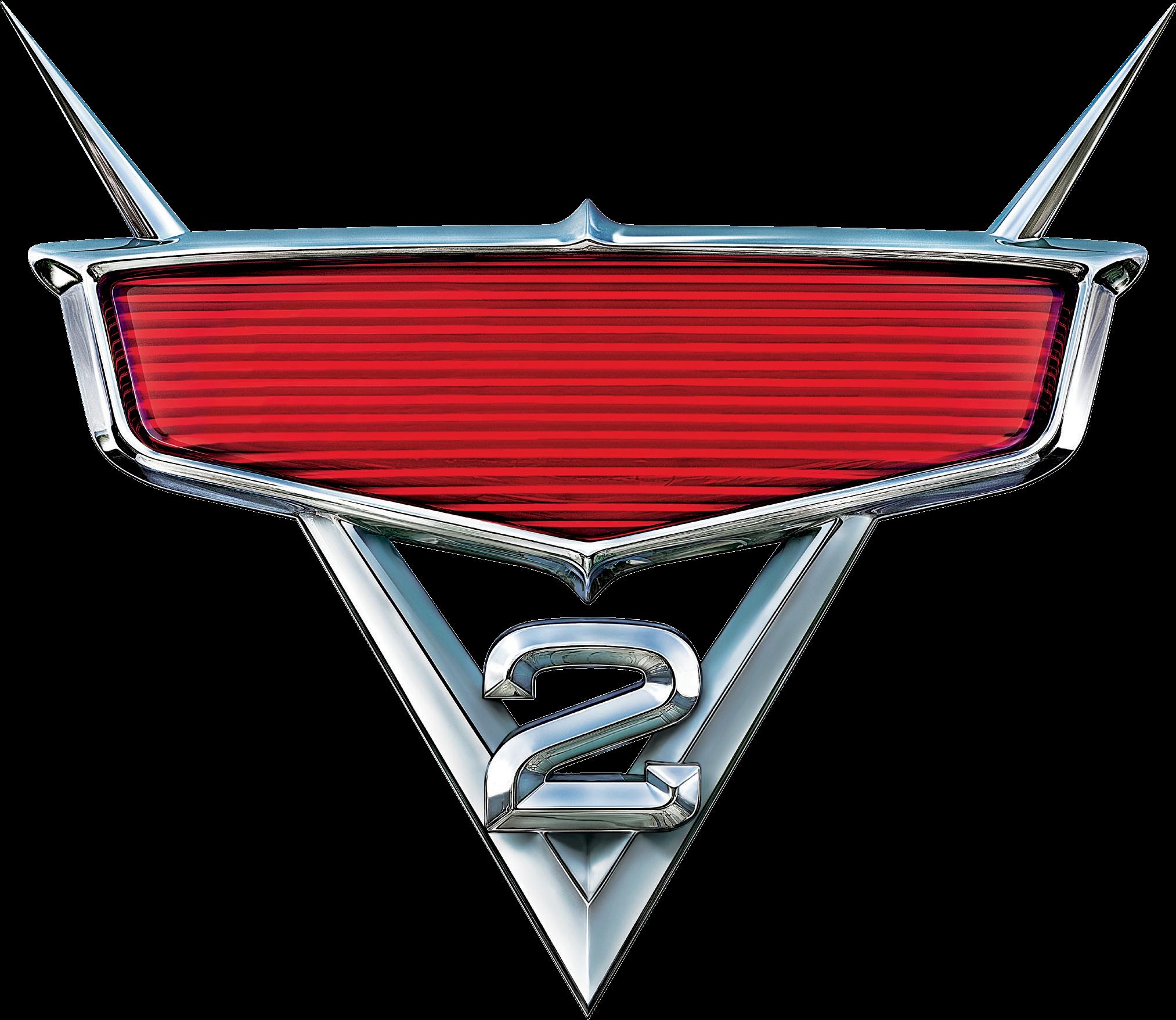 Cars 2 Logo Vector.