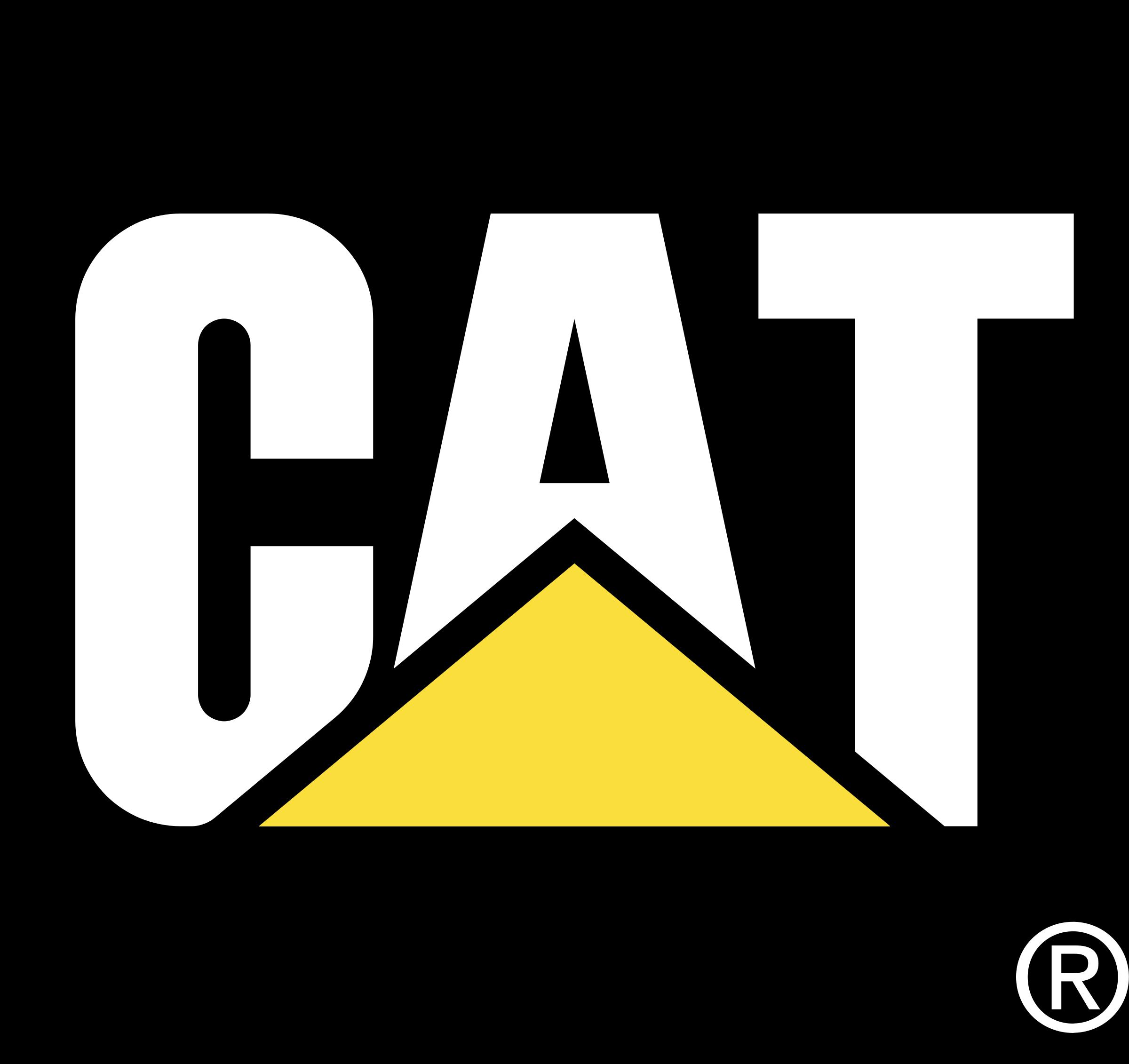 Caterpillar logo2 Logo PNG Transparent & SVG Vector.
