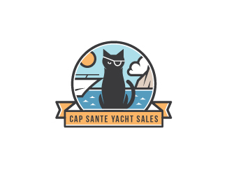 Logo Design: Cats.