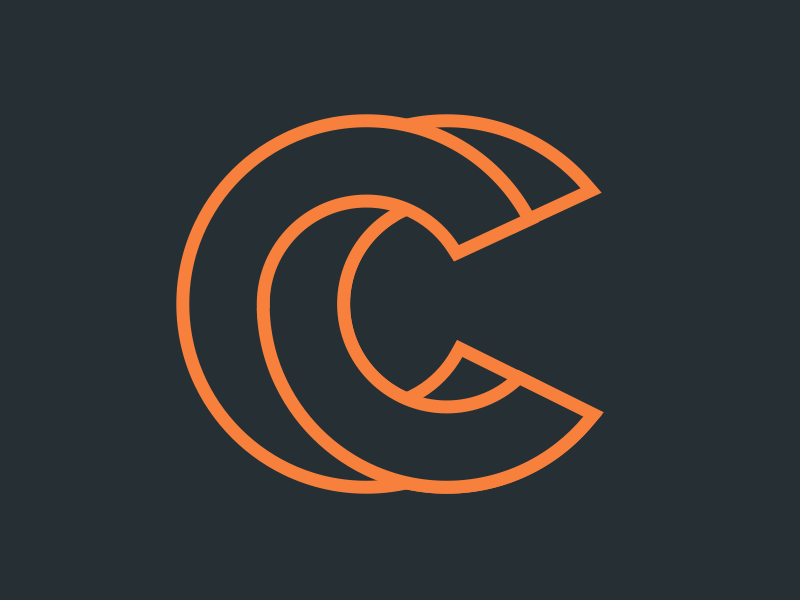 CC Logo by Meagan on Dribbble.