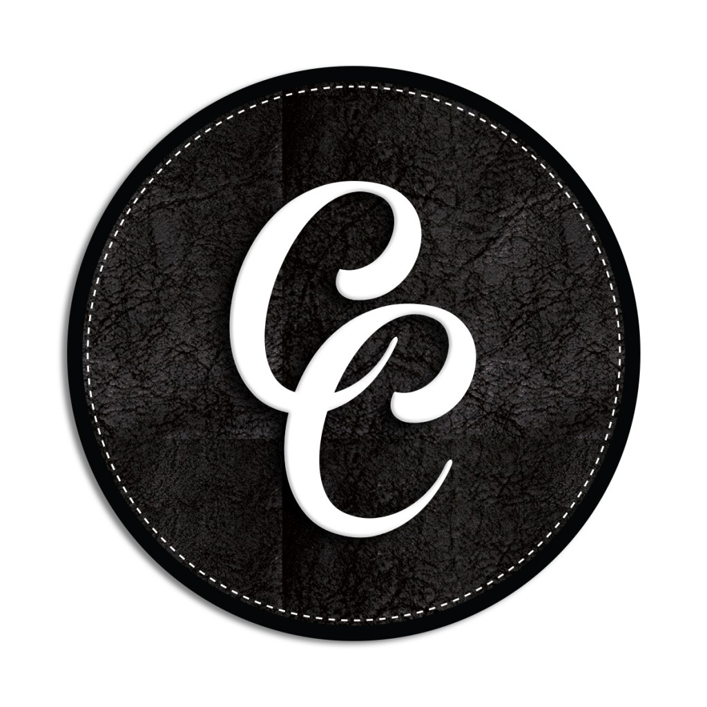 CC Logo velcro patch by Custom Crowns™.