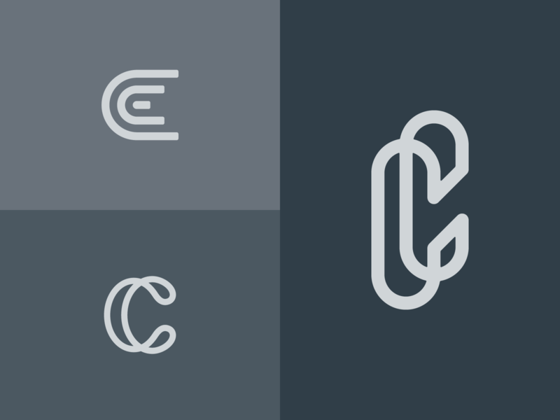 CC Logos by Tommy Blake on Dribbble.