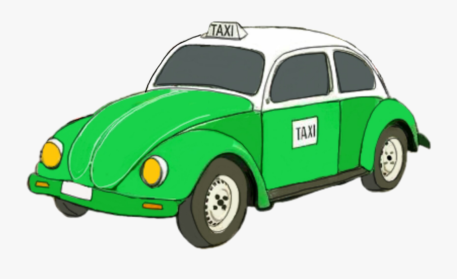 Taxi Mexico Clipart , Png Download.