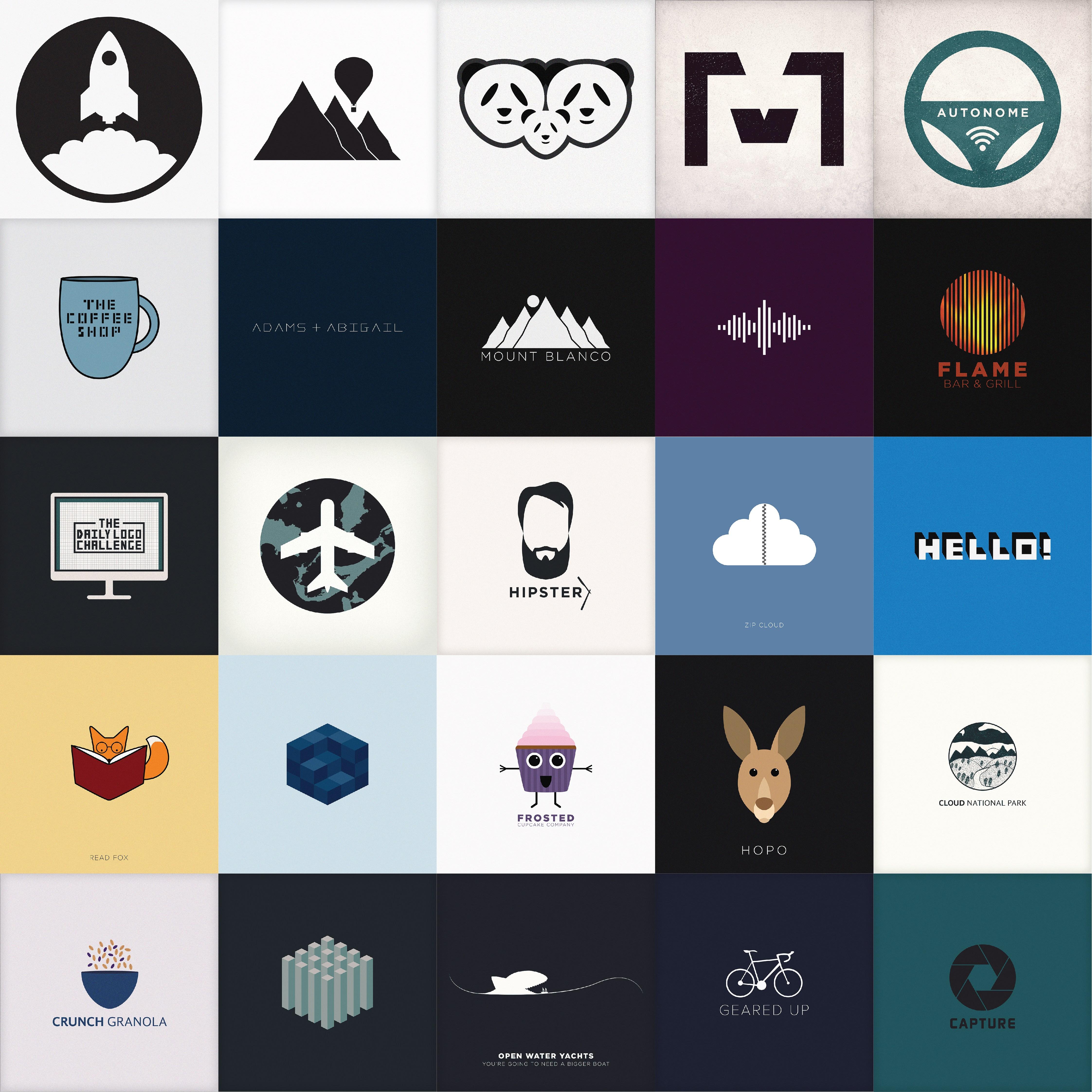 50 Logo Challenge.