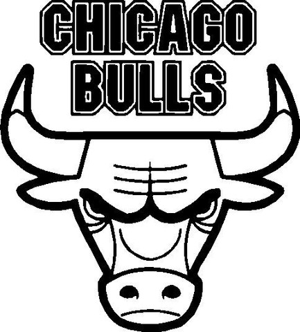Chicago Bulls Logo Nba Sports.