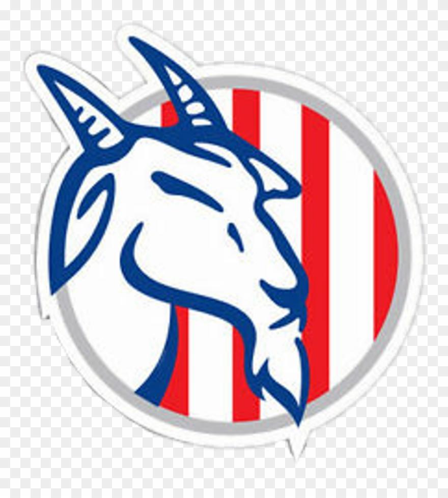 Scgoats Goats Chivas Guadalajara Clipart (#1438955).