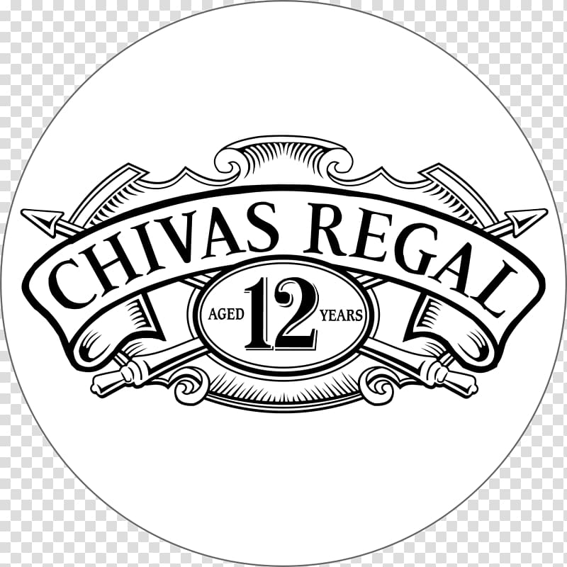 Chivas Regal Whiskey Scotch whisky Logo, or transparent.