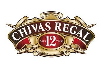 Logo Chivas Regal 12 años in 2019.