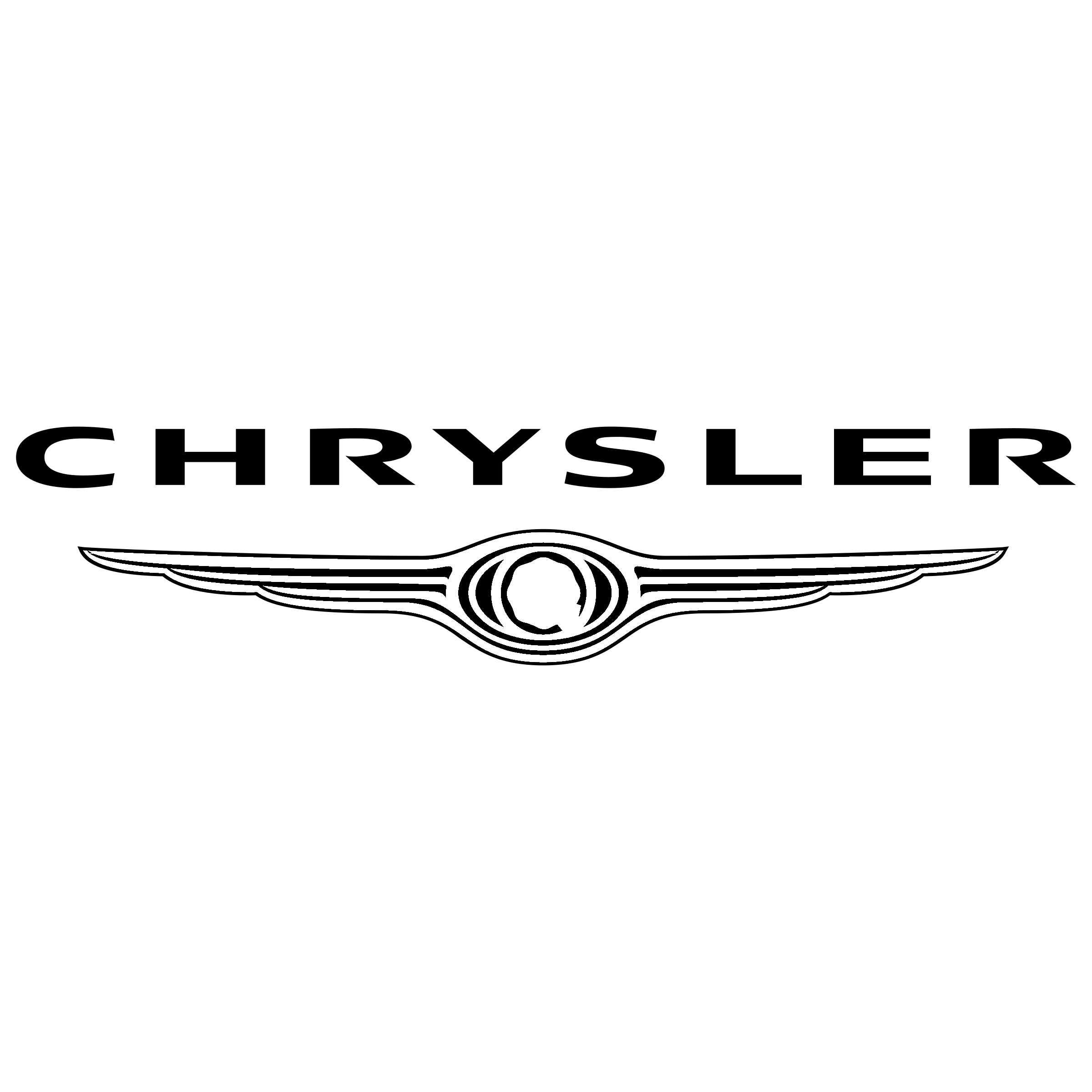 Chrysler Logo PNG Transparent & SVG Vector.