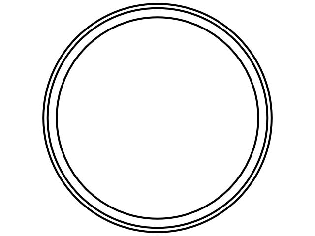 Blank circle logo png 7 » PNG Image.