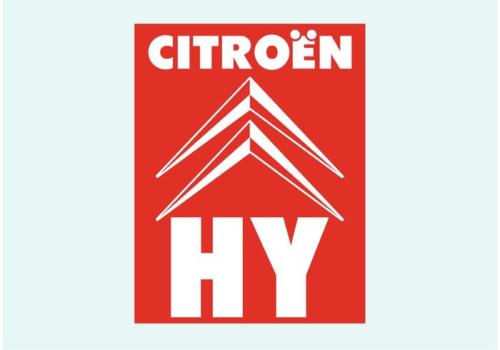 Citroen HY.