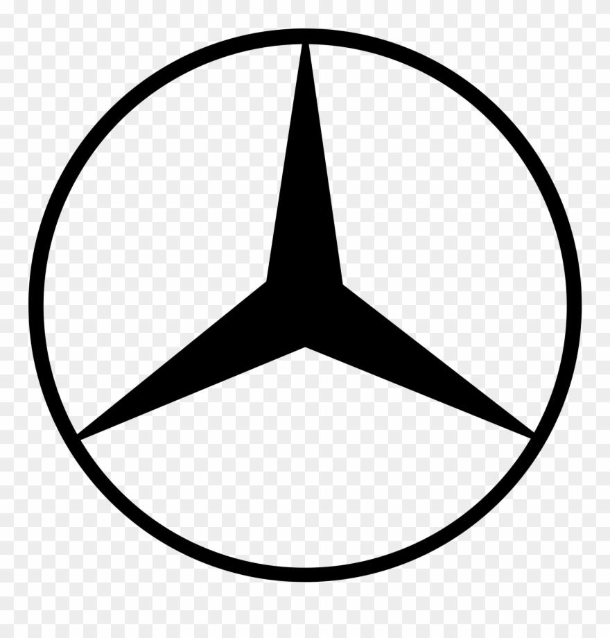 Mercedes Benz Logo Transparent.