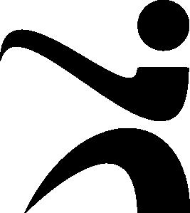 Karate Logo clip art Free Vector / 4Vector.