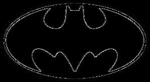 Batman Logo Clipart.
