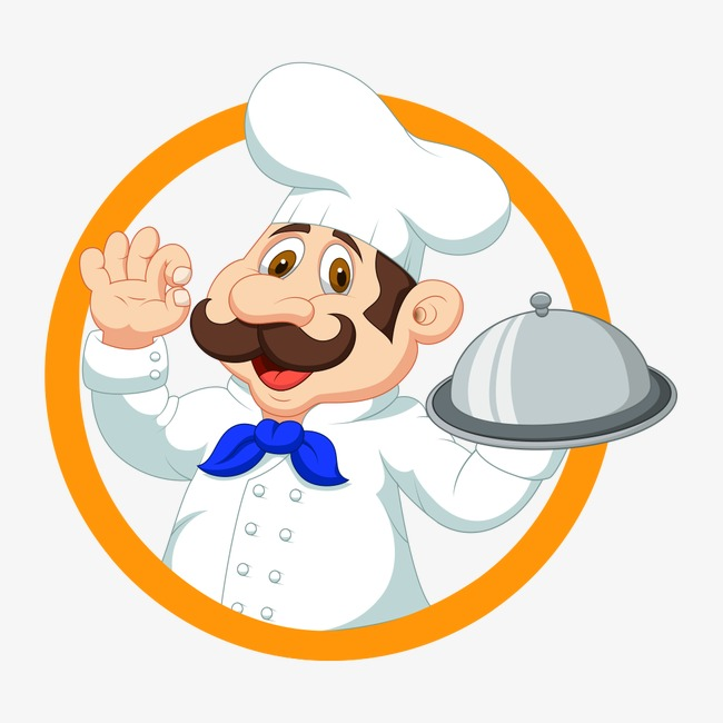 Chef Logo Clipart Png.