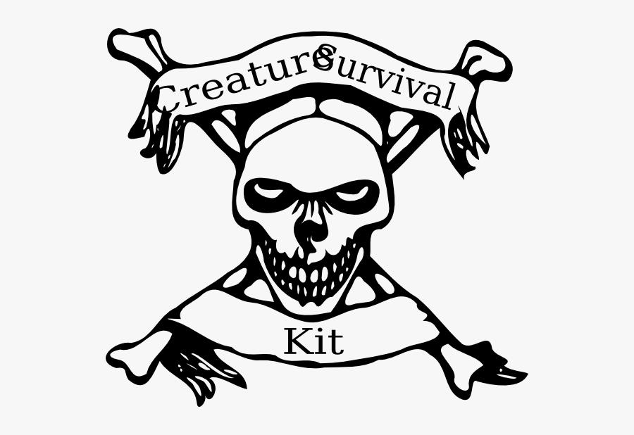Survival Kit Clipart.