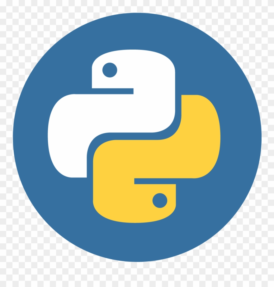 Python Logo Clipart Transparent Background.