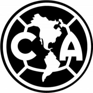 Details about Mexico Club America Mexico Football Soccer Vinyl decal Great  Gift Free shipping.