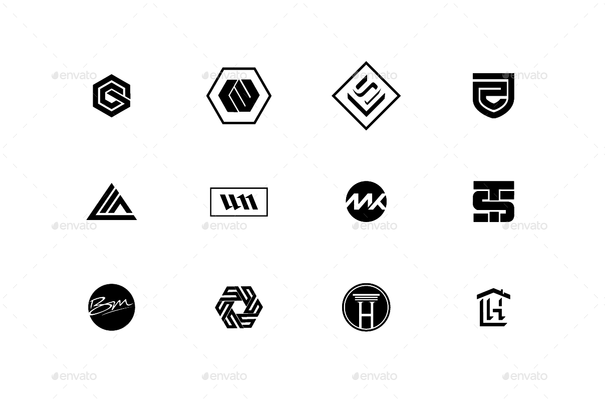 120 Simple Logo Collection.