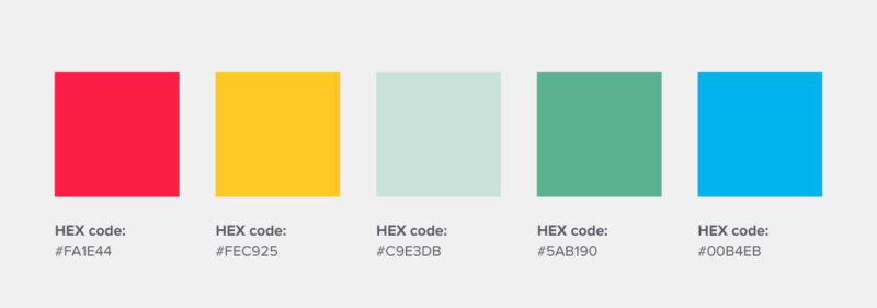 31 Inspirational Brand Colors And How To Use Them.