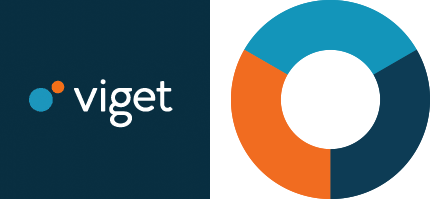 Viget logo and colors.