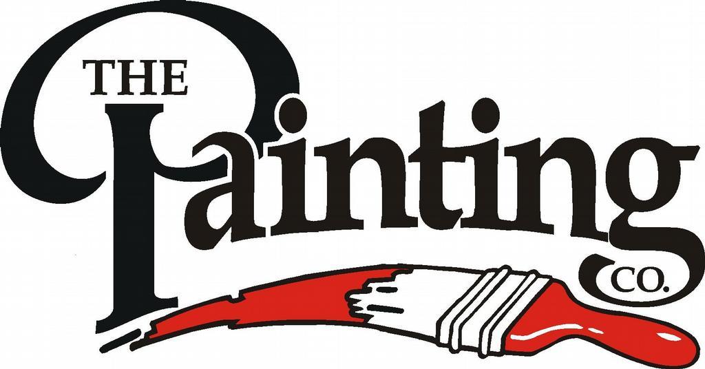 Panting company clipart logo.