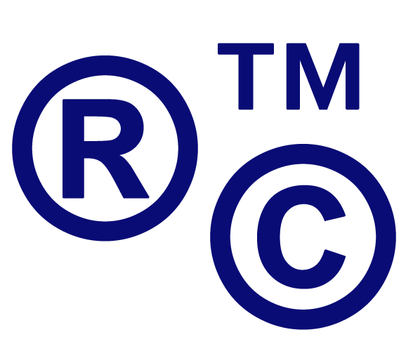 Trademark and Copyright.