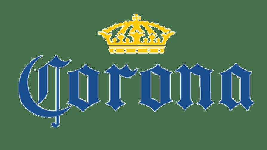 Corona logo transparent background image.