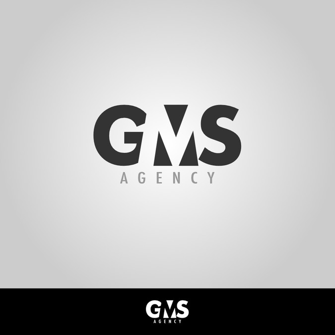 Design a clean crisp 3 letter logo.