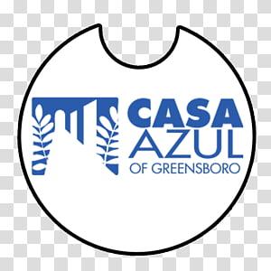 Casa Azul Of Greensboro Logo Organization Frida Kahlo Museum.
