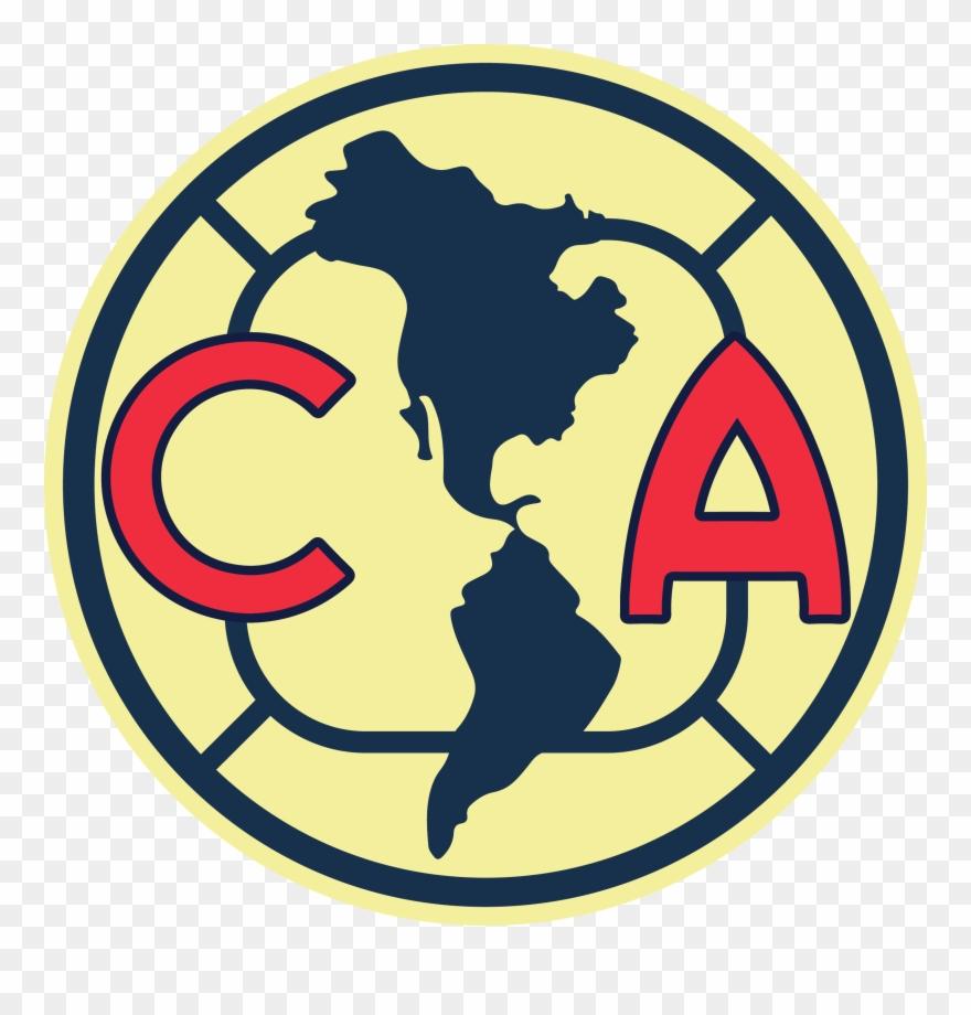 Logo America Y Cruz Azul Clipart.
