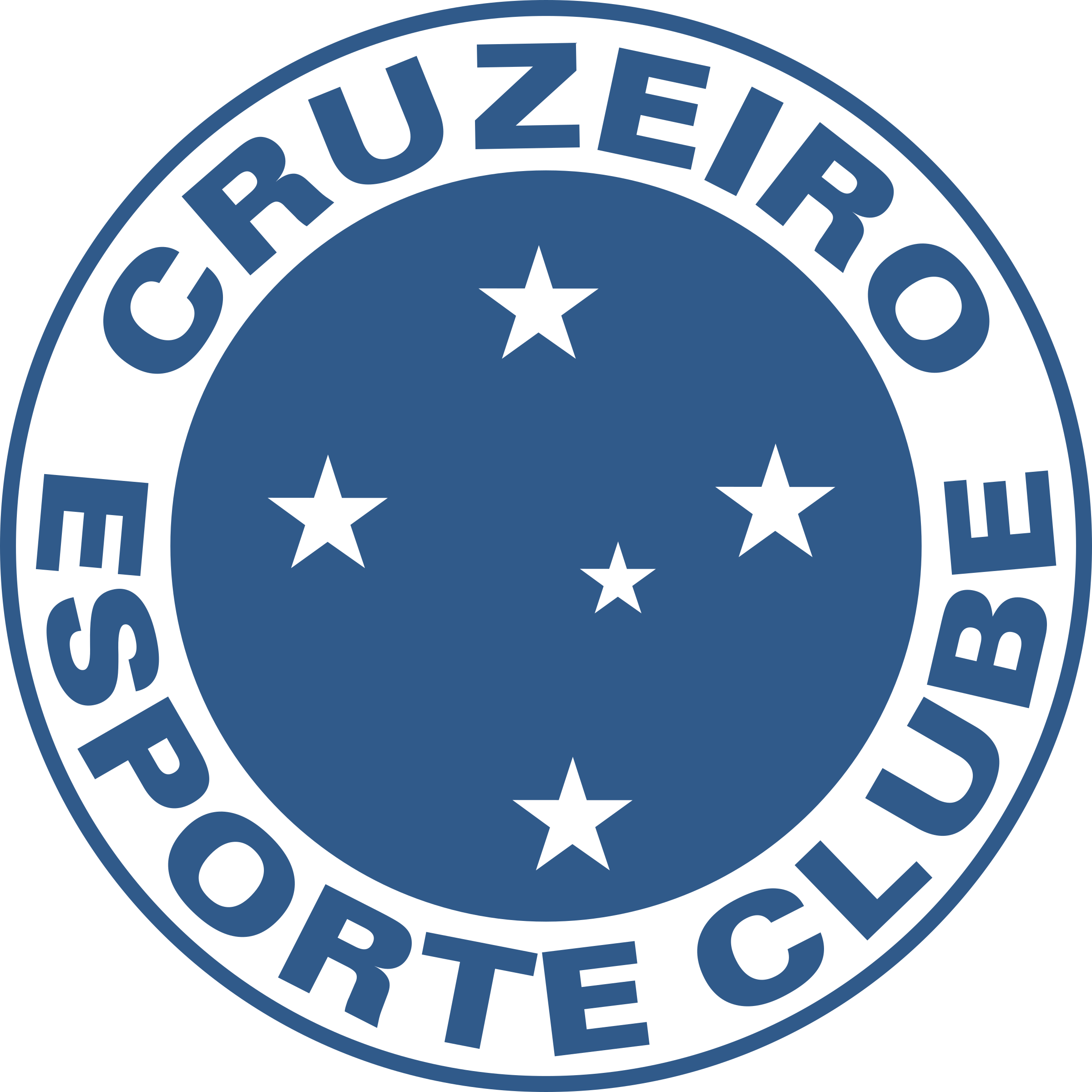 Cruzeiro Logo PNG Transparent & SVG Vector.