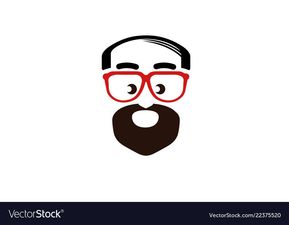 Daddy geek logo.