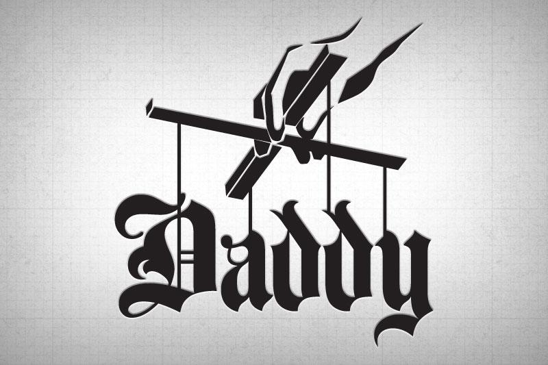 Daddy Advertising logo.