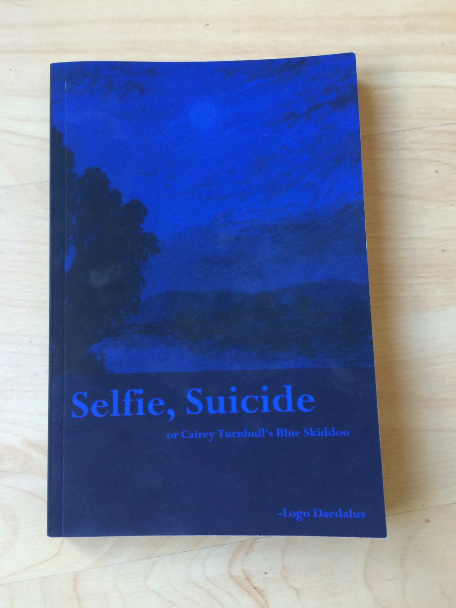 Book Review: Logo Daedalus\' Selfie, Suicide.