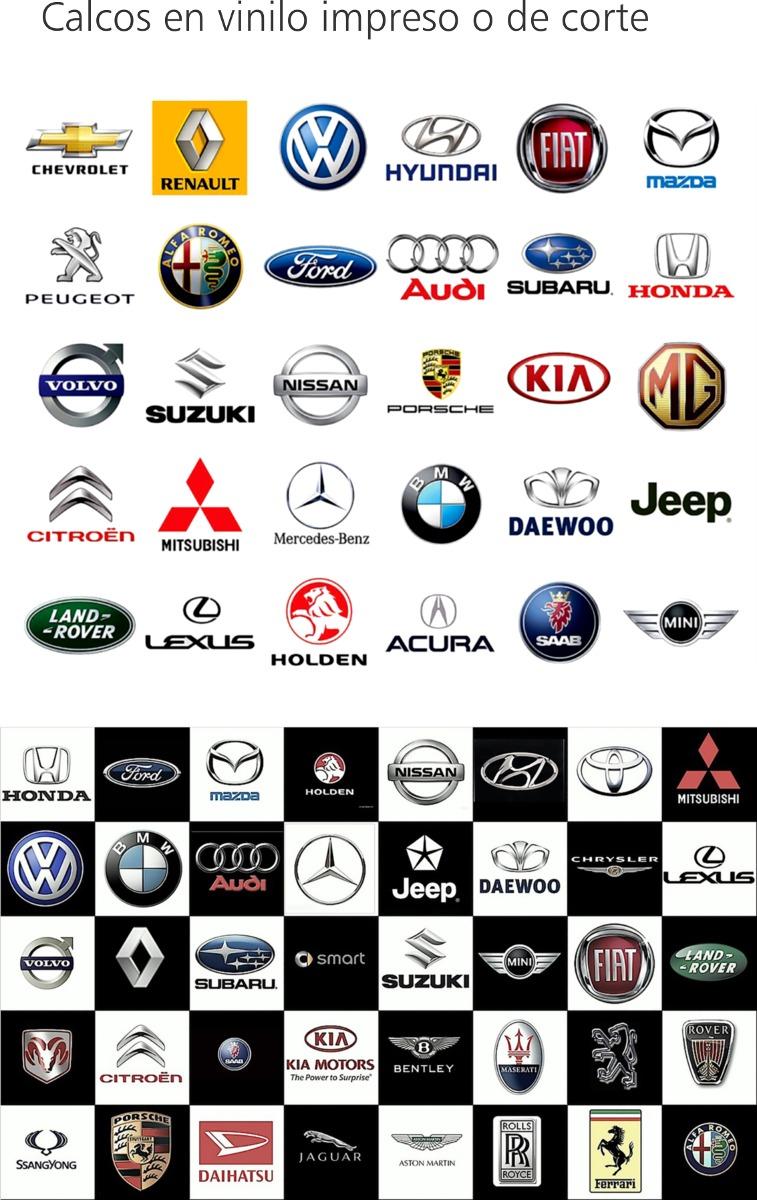 Logo Adhesivos, Autos, Motos, Matriculas.