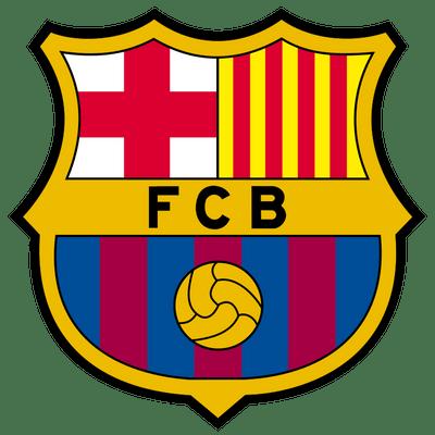FC Barcelona Logo transparent PNG.