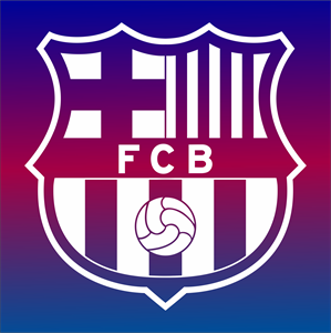 Barcelona FC Logo Vector (.PDF) Free Download.