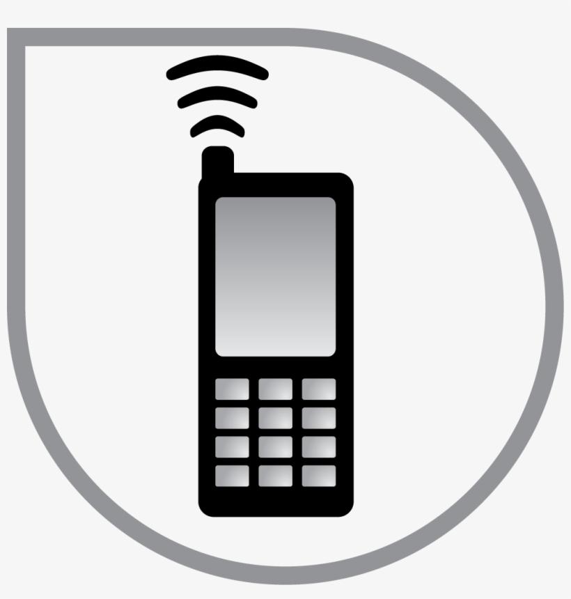 Logo Telefono Celular Png.