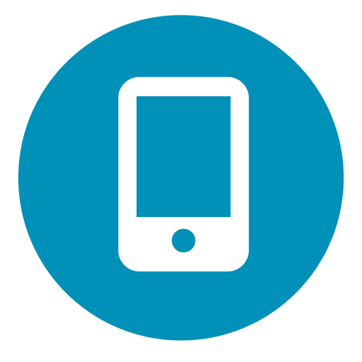 Icono Telefono Celular Png Vector, Clipart, PSD.