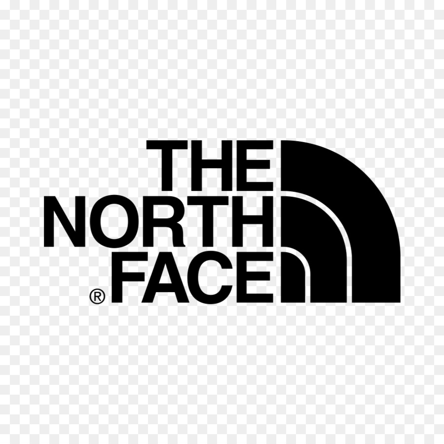 The North Face Logo png download.
