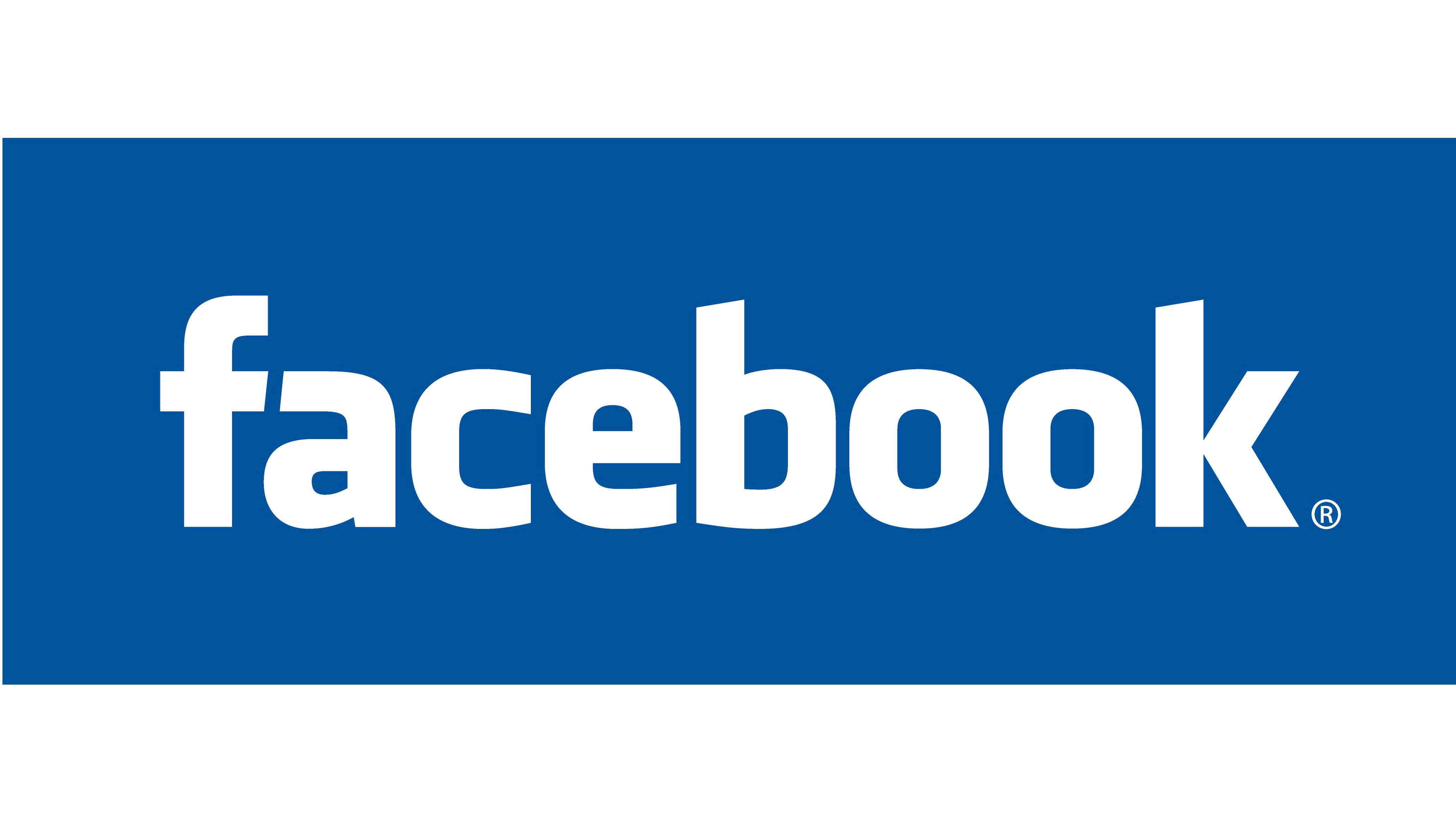 Facebook Logo LOGOS De MARCAS Logo Image.