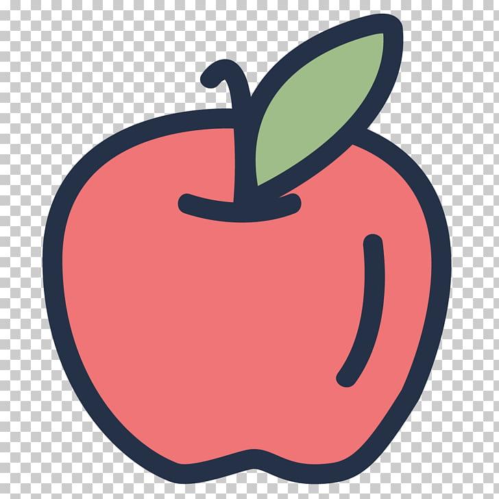 Tienda de la aplicación de manzaning de frutería casa, icono.