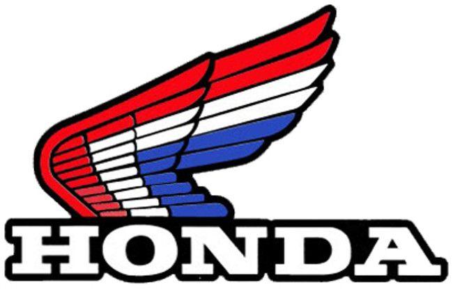 Logos de coches: Honda y las alas de Niké.