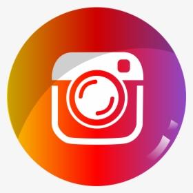 Logo De Instagram Sin Fondo, HD Png Download , Transparent.