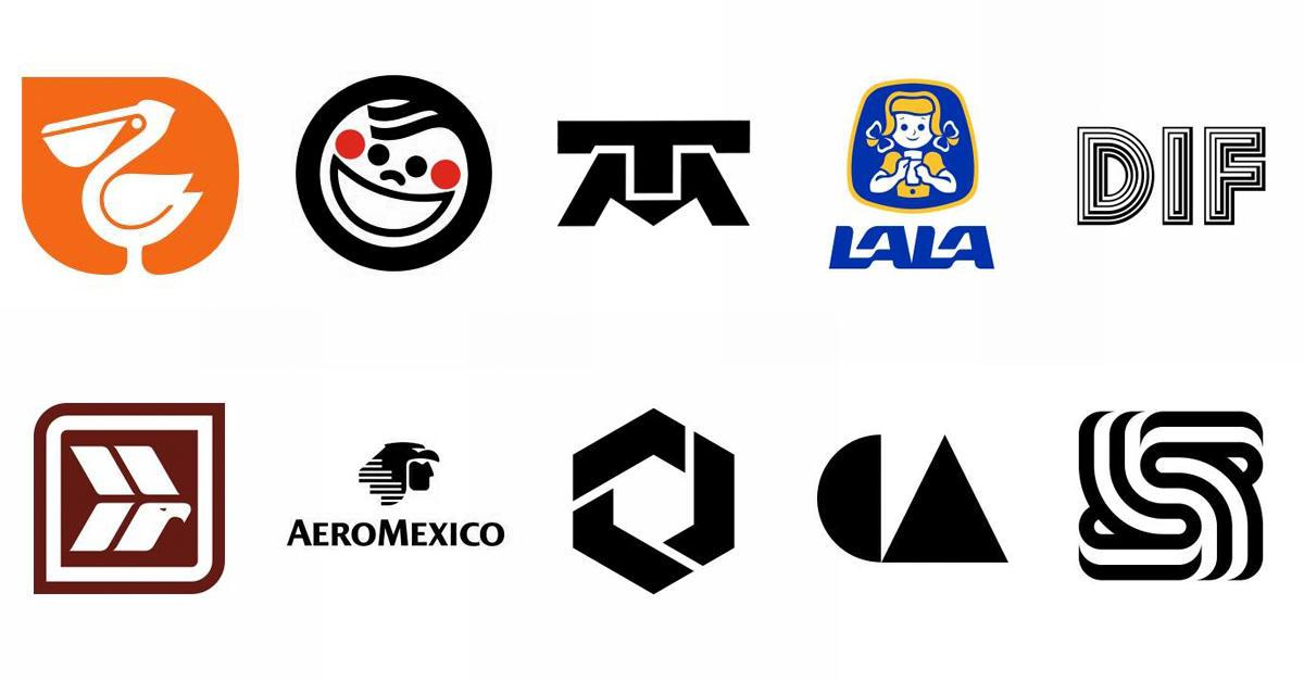 Brand New: Logos de México.