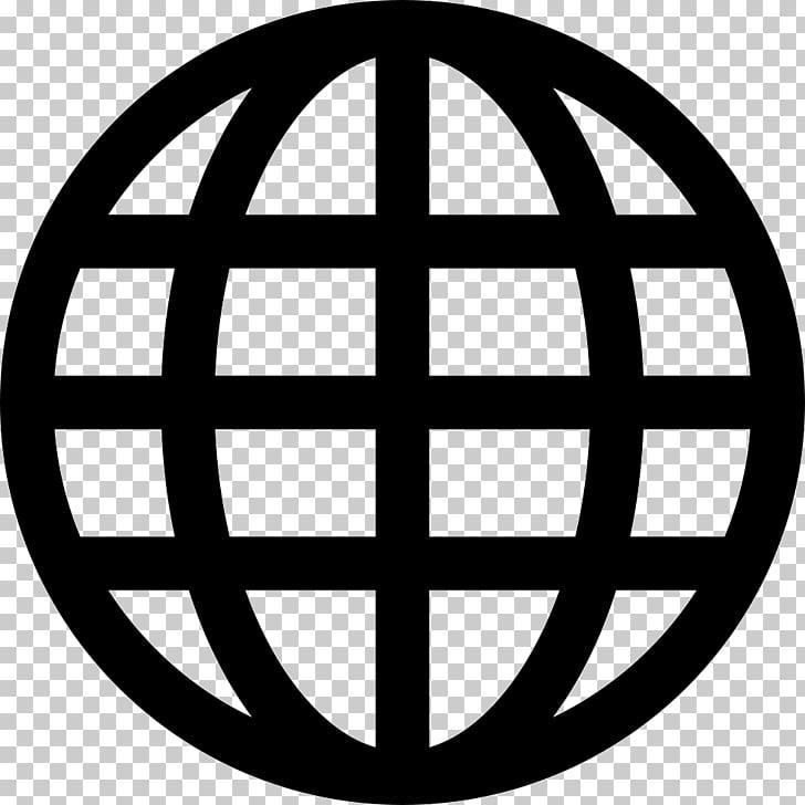 Logotipo redondo, botón de web de iconos de computadora.