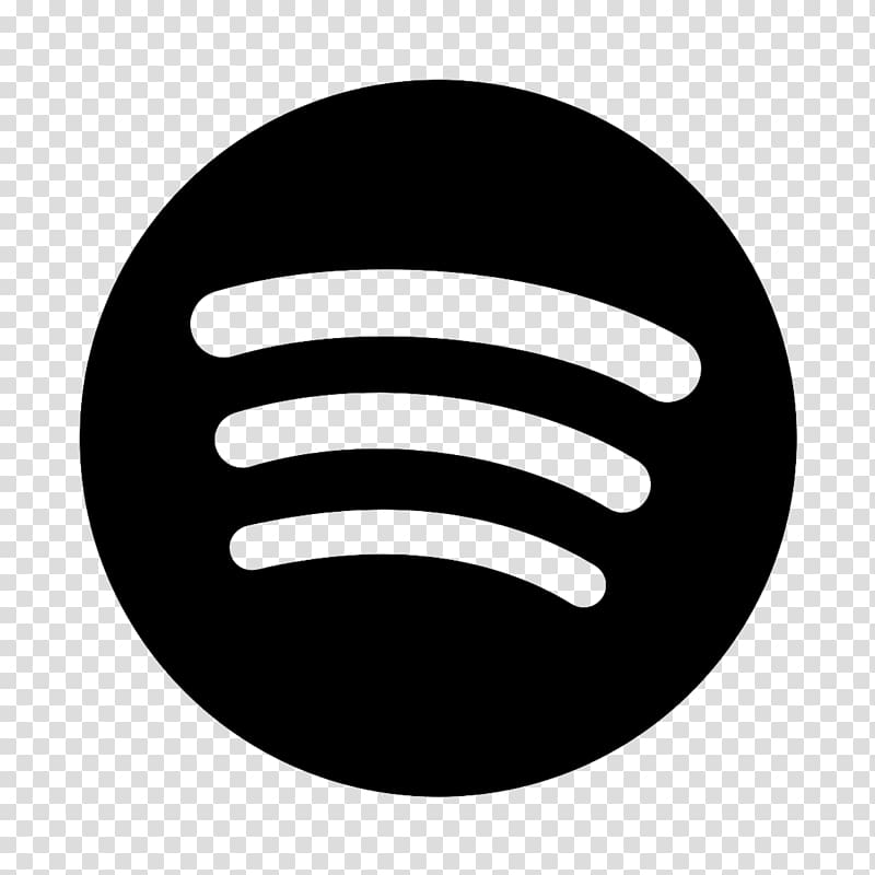 Spotify Logo Streaming media Apple Music, others transparent.